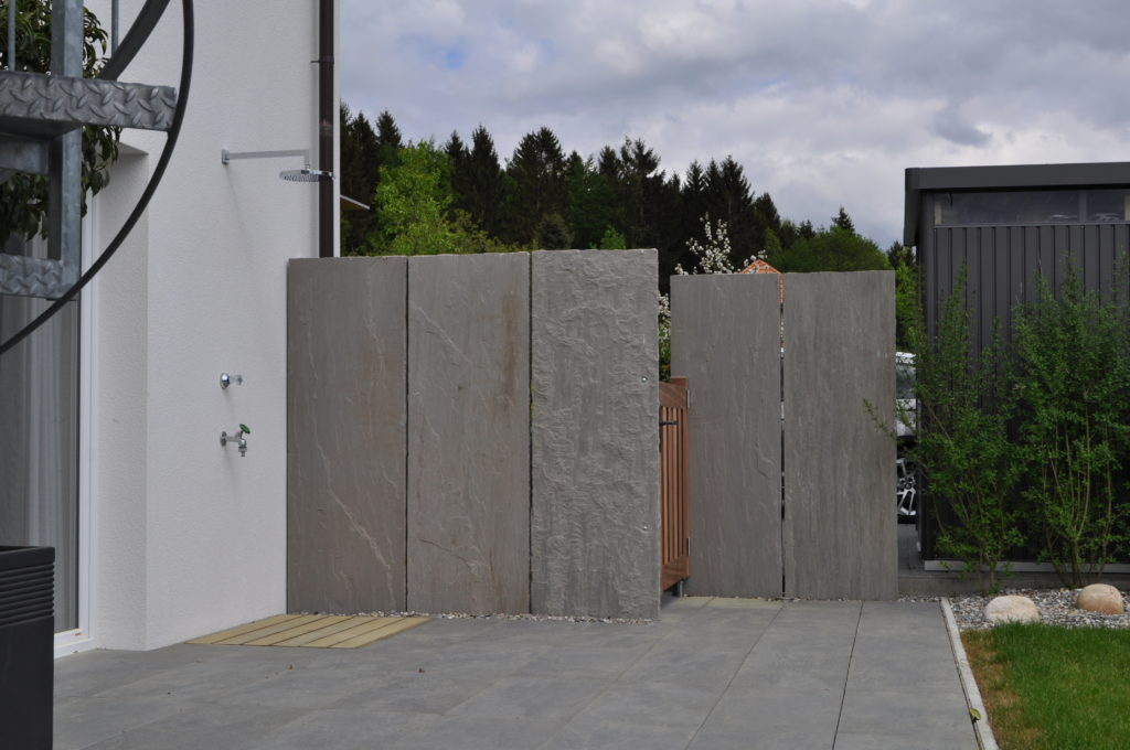 sicht und windschutz terrasse, sicht- und windschutz – bartlome-gartenbau.ch, Design ideen